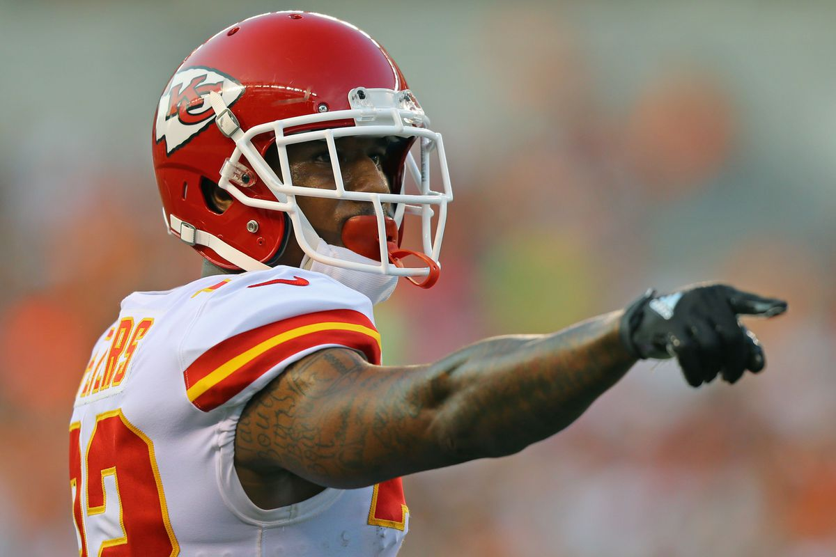 Chiefs Cornerback Marcus Peters Ejected Himself After Trying to