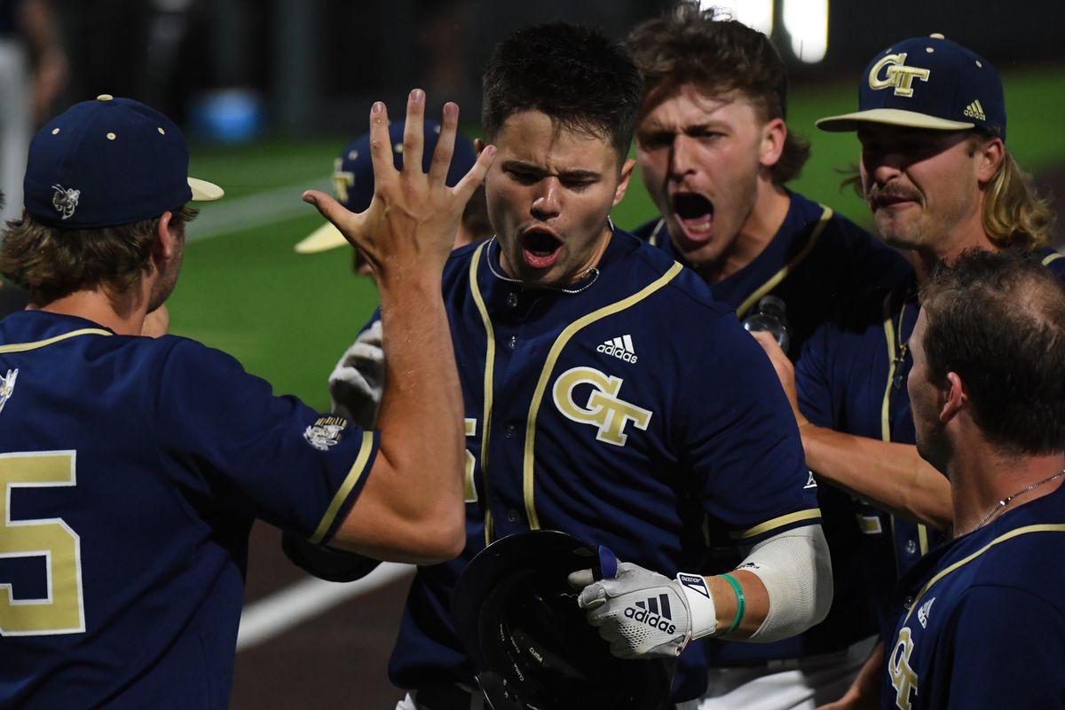 NCAA Baseball: Nashville Regional-Vanderbilt vs Georgia Tech