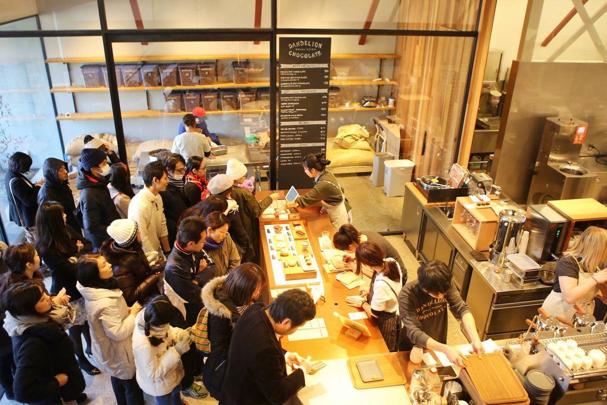 Dandelion Chocolate Tokyo Opens; Four SF Pizzerias Team Up for ...