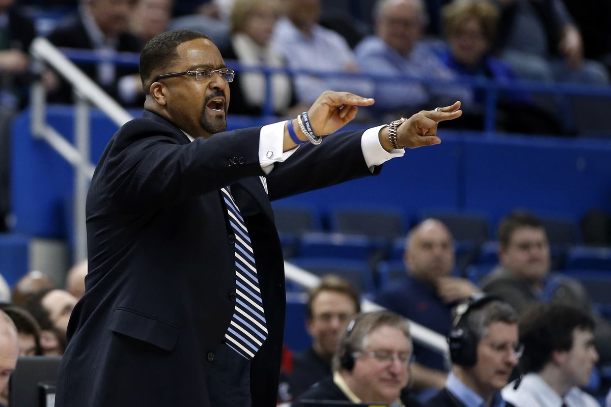 Frank Haith of Tulsa questions how Houston kept it that close.