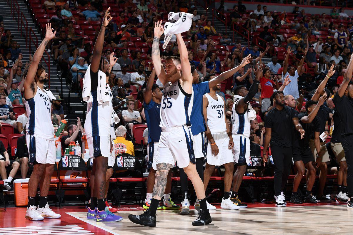 2019 Las Vegas Summer League - Brooklyn Nets v Minnesota Timberwolves