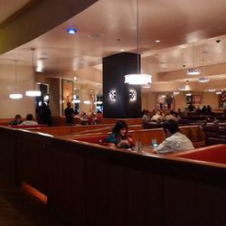 By Thursday, the restaurant reopened with new light fixtures and furniture.