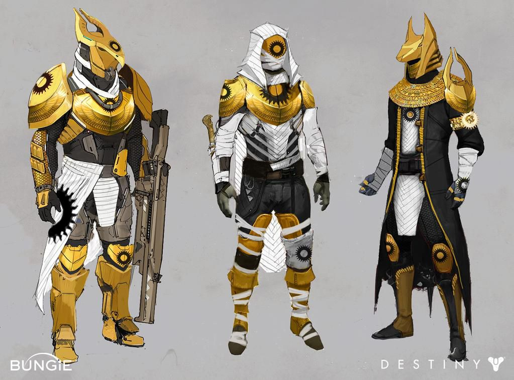 Destiny 2 Trials of Osiris armor