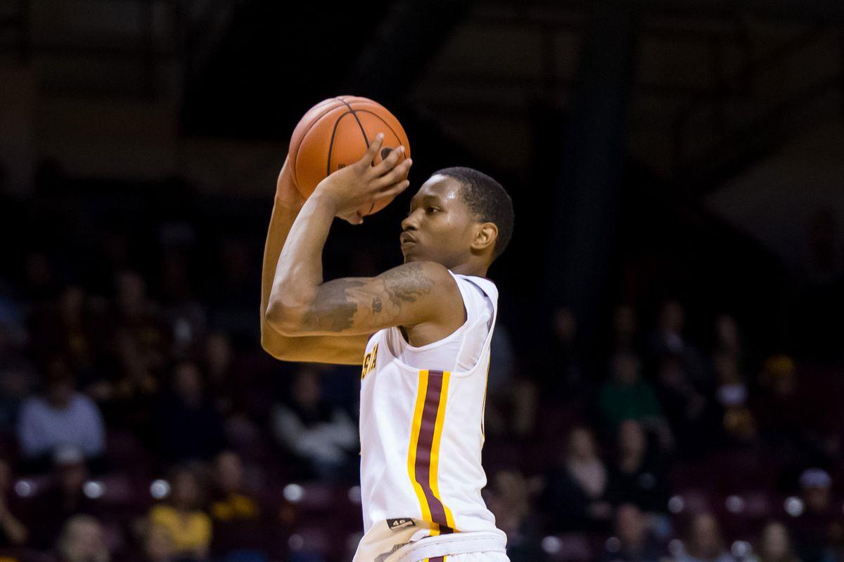 NCAA Basketball: Texas-Arlington at Minnesota