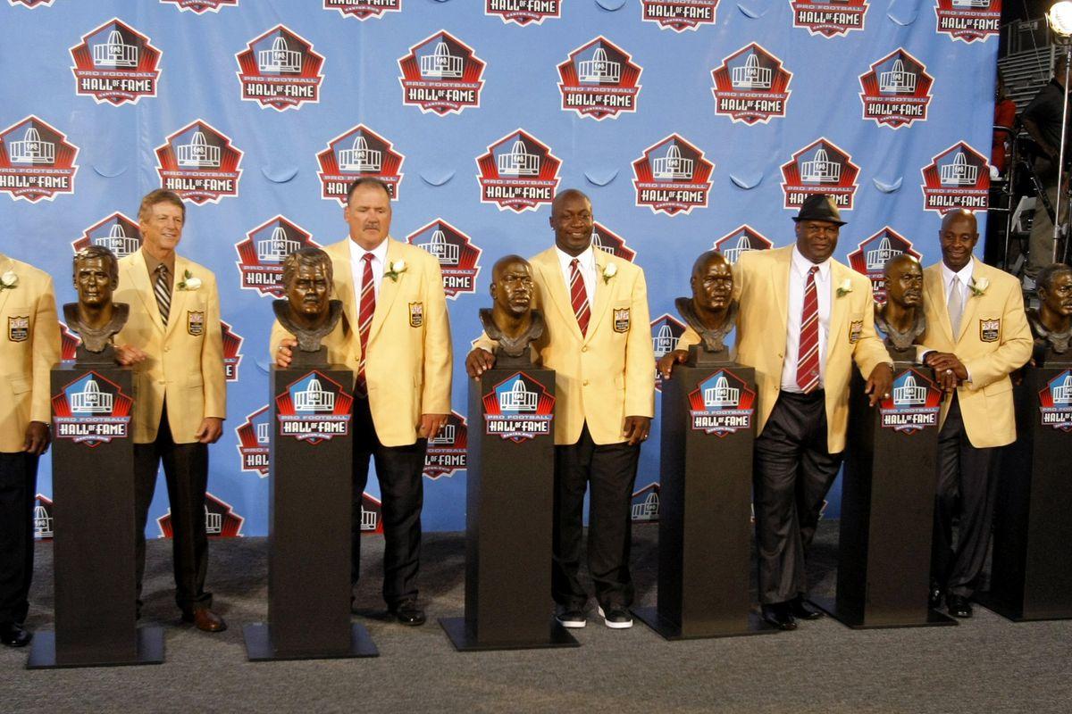 Pro Football Hall of Fame 2010