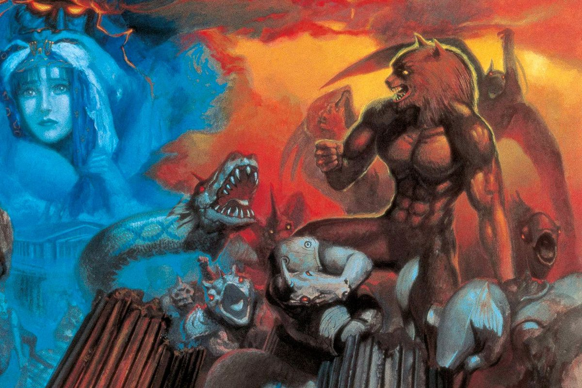 The Walking Dead Producers Working On Altered Beast