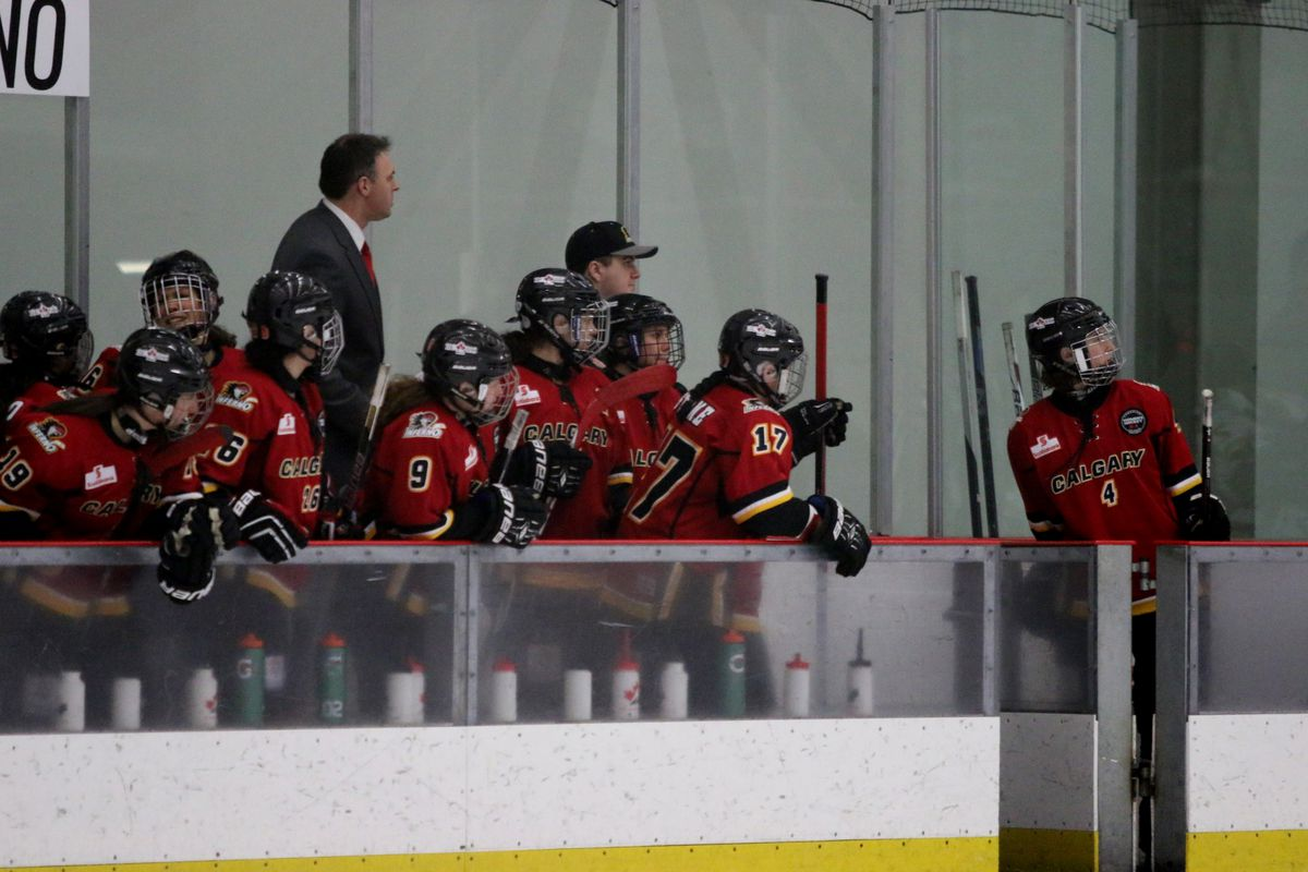 Interim head coach Scott Reid had his position solidified Wednesday, with former Olympian Gina Kingsbury joining him behind the bench as assistant coach for the 2016 season.