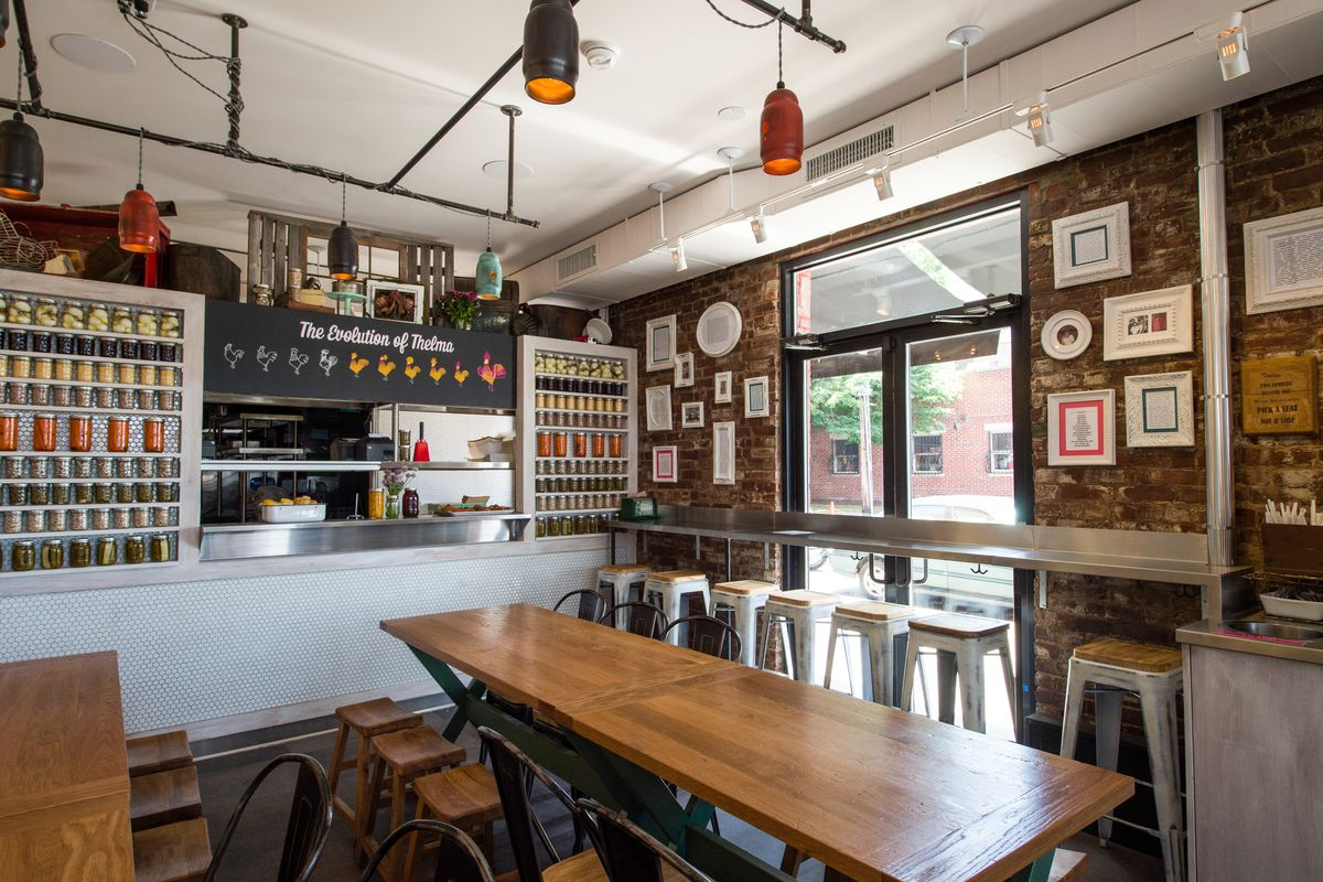 Carla Hall\'s Southern Kitchen Temporarily Closes to \'Retool ...