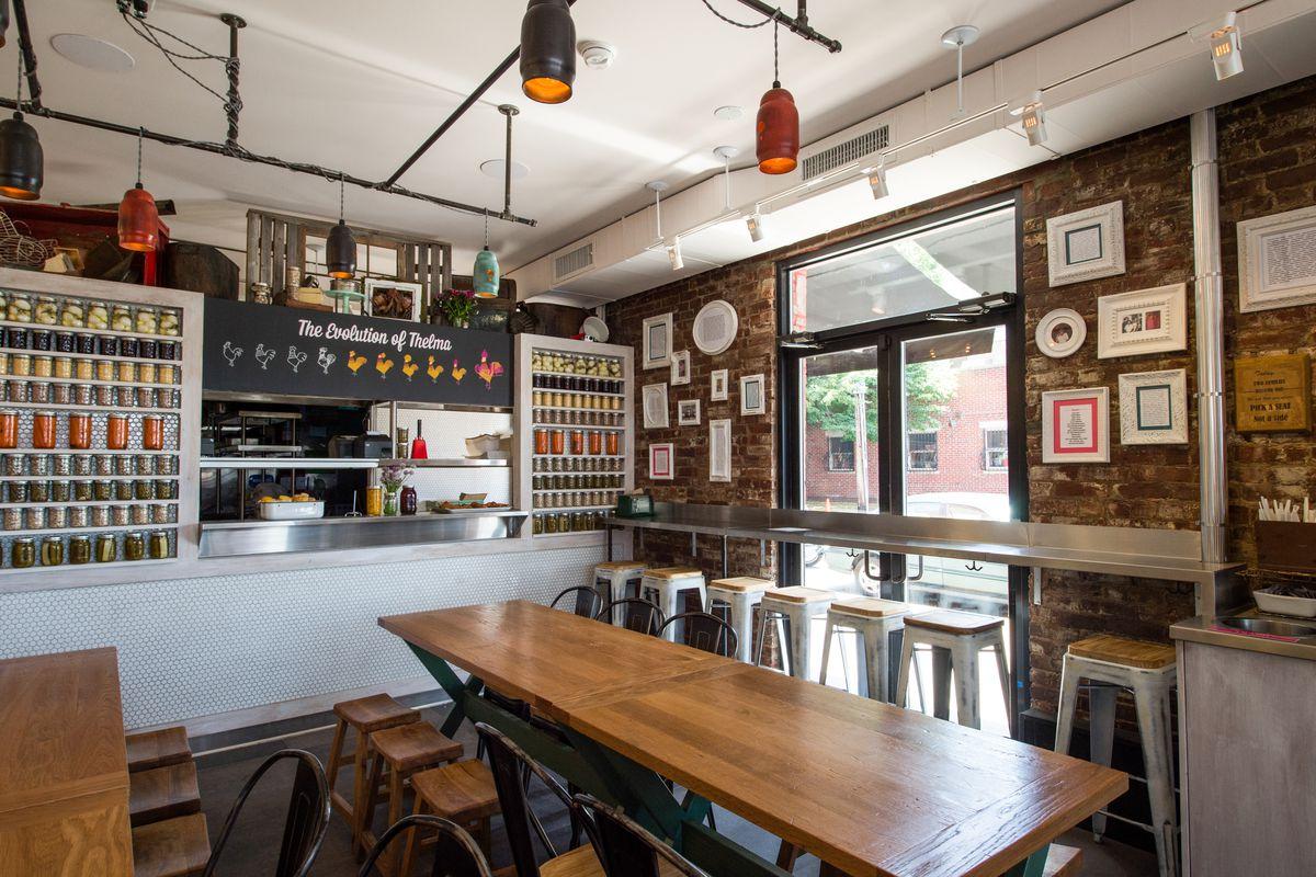 Carla Halls Southern Kitchen Temporarily Closes To Retool Eater NY - Training table restaurant closing