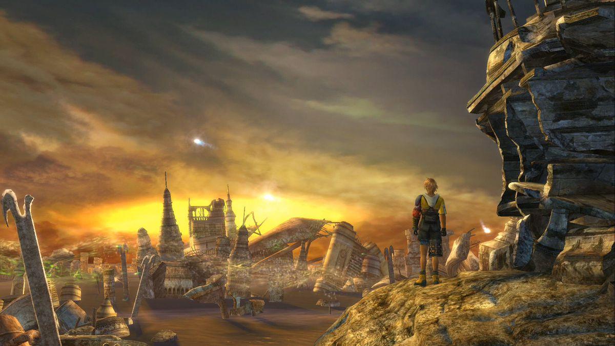 Final Fantasy 10/10-2 HD Remaster review a 1920