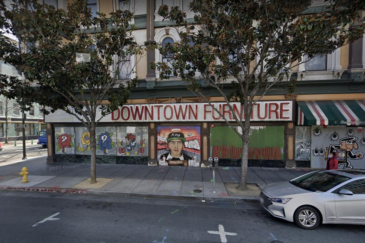 这是圣何塞E.圣克拉拉街93号的照片,被称为Odd Fellows Building