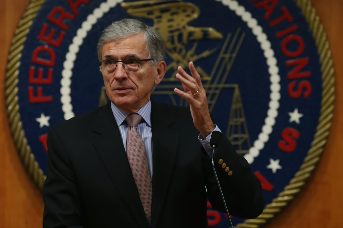 FCC Chairman Tom Wheeler was flooded with network neutrality comments this year.