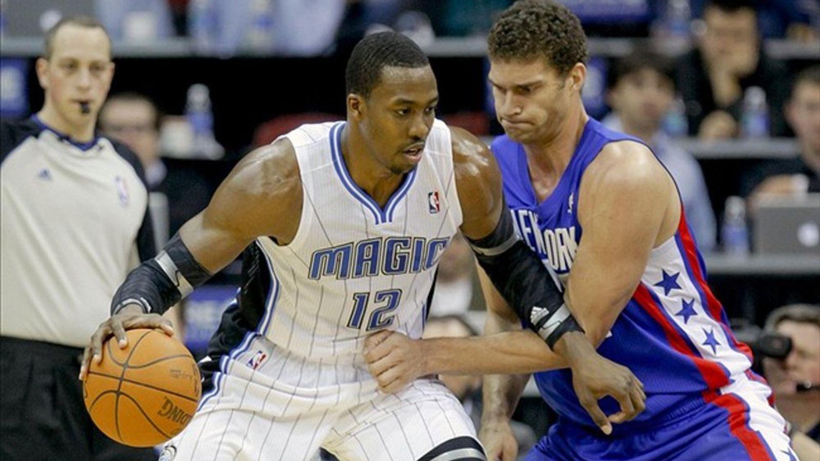 Dwight Howard Rumors: Orlando Magic, - 162.5KB