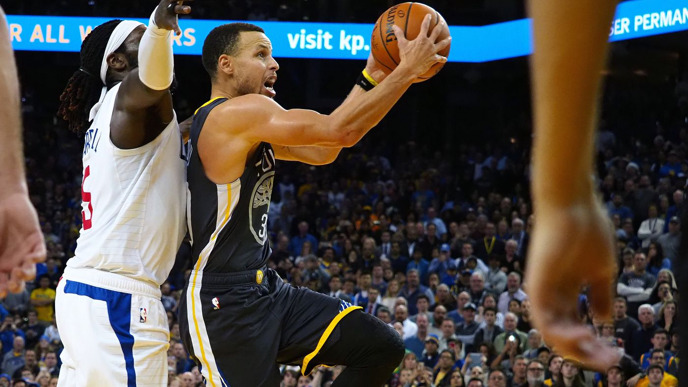 3af99fdf58f5 Warriors Breakdown  The Curry and Durant combo defeats the Clippers -  Golden State Of Mind