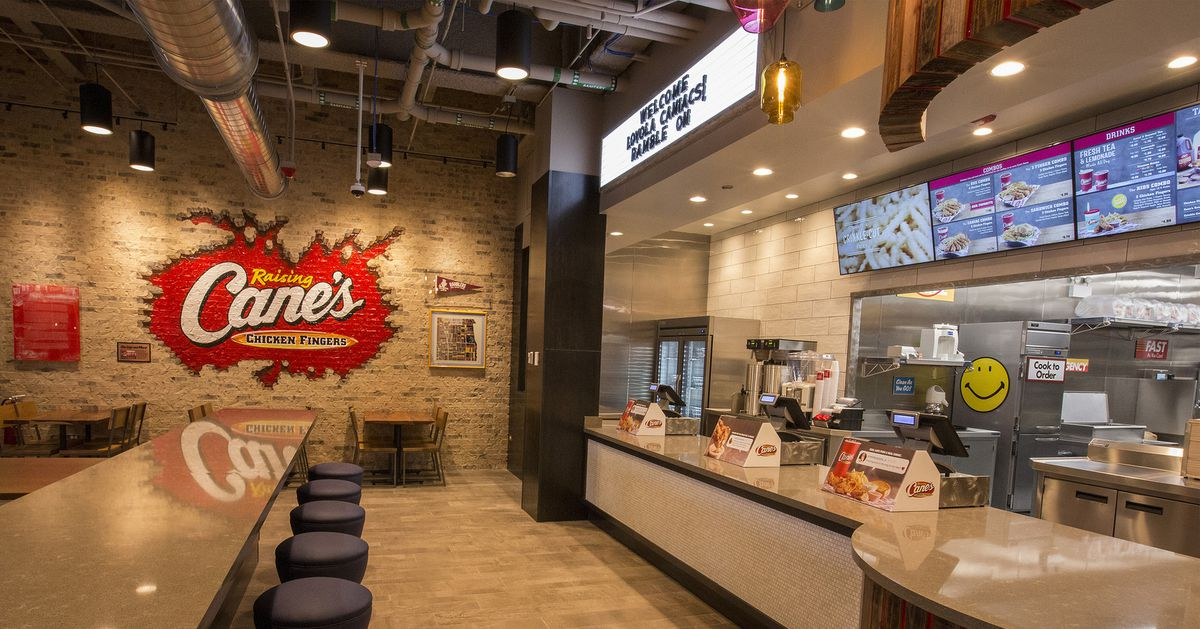 Five Facts About Raising Canes Chicken Fingers Now Open In Chicago
