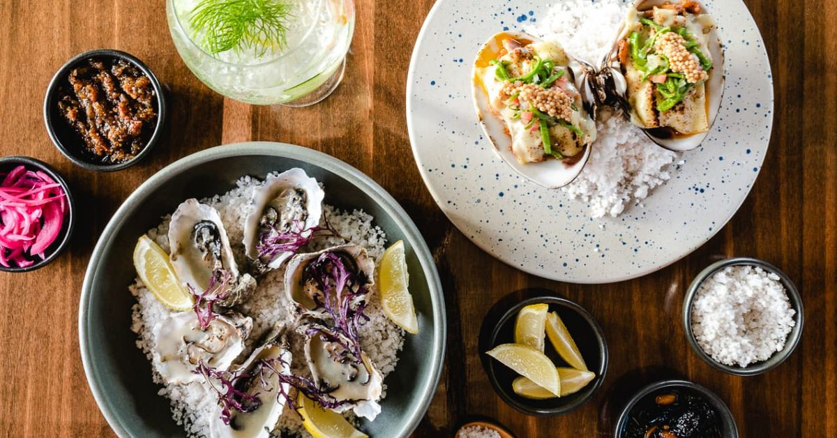 Tijuana's New Modern Seafood Spot Celebrates the Baja Coast
