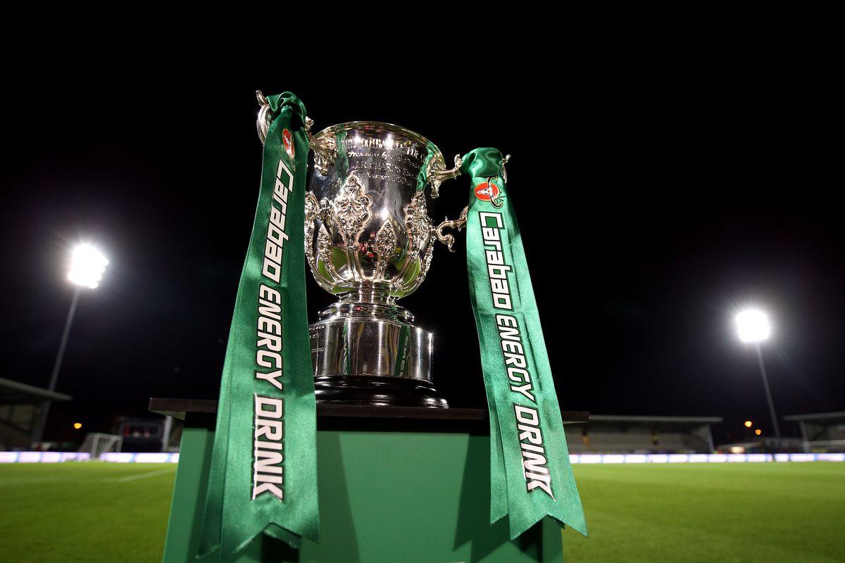 Burton Albion v Nottingham Forest - Carabao Cup - Fourth Round - Vitality Stadium