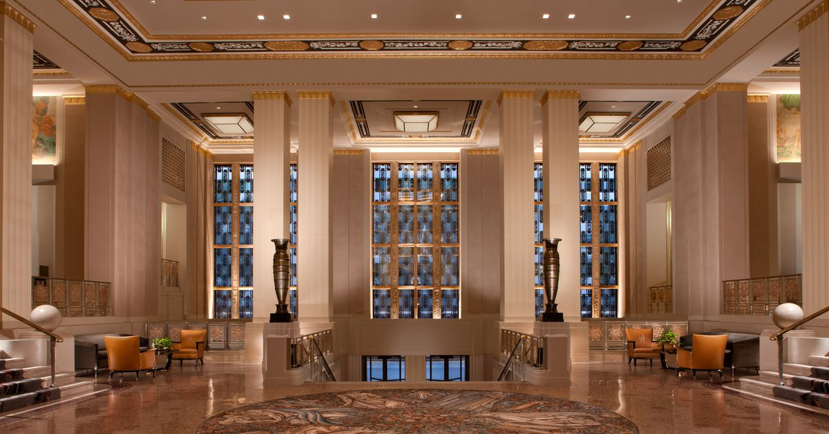 Waldorf Astoria Renovation Moves Into Its Next Phase Curbed Ny