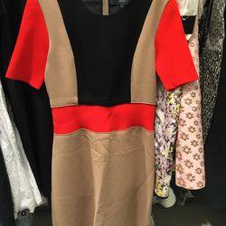 Derek Lam dress, size 42, $451.60 (was $1,890)