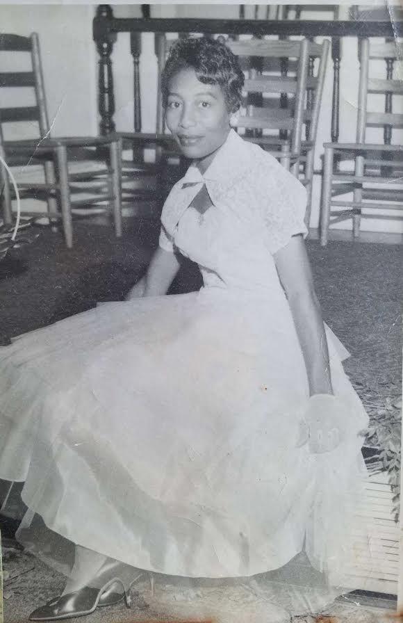 Zetta Mae Washington Pierce in the 1950s. | Provided photo