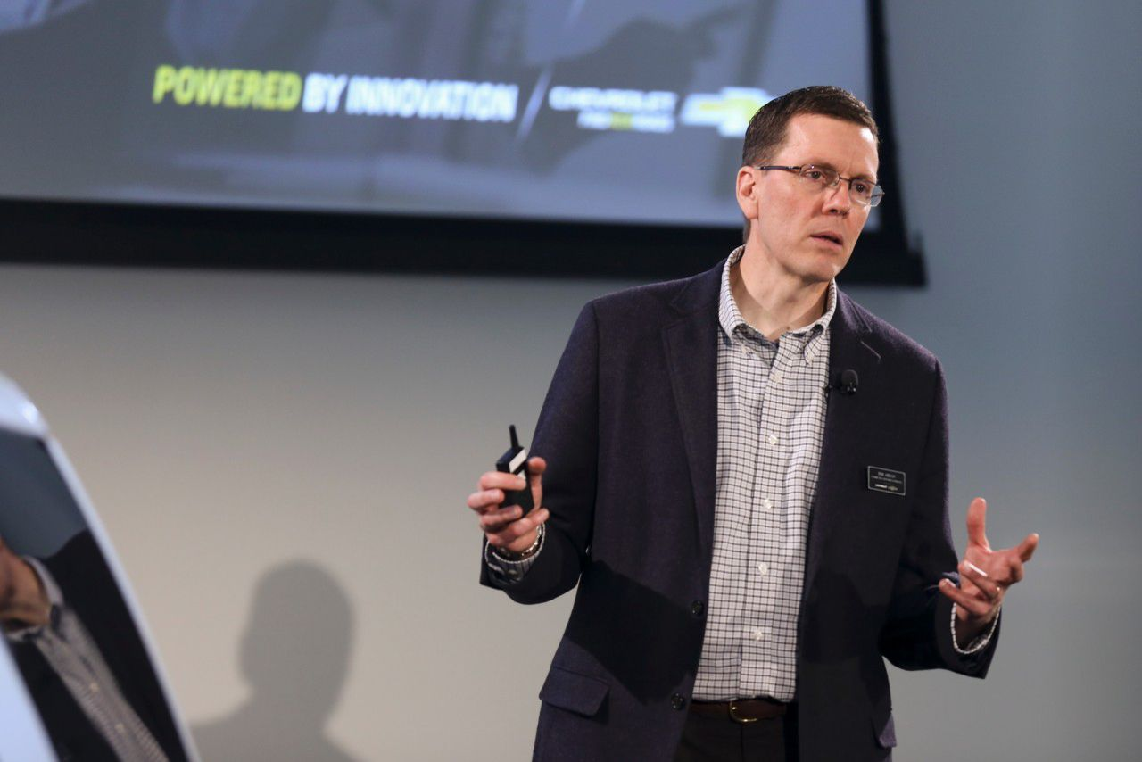 Meet the man behind CarPlay and Android Auto at GM | The Verge