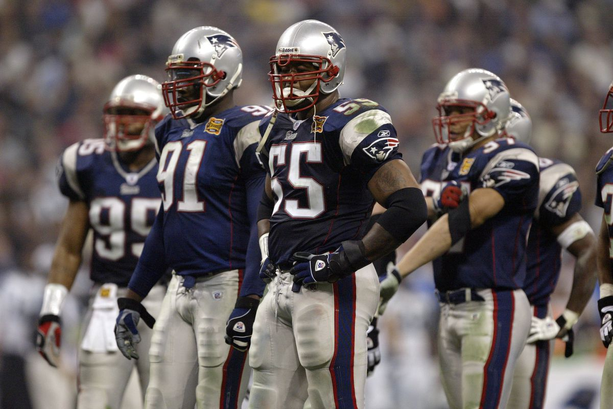 Patriots Super Bowl history  New England wins a thrilling title game  against the Panthers b55df17d3