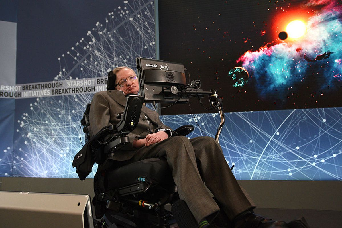 Stephen Hawking's final paper was published this week in The Journal of High Energy Physics.