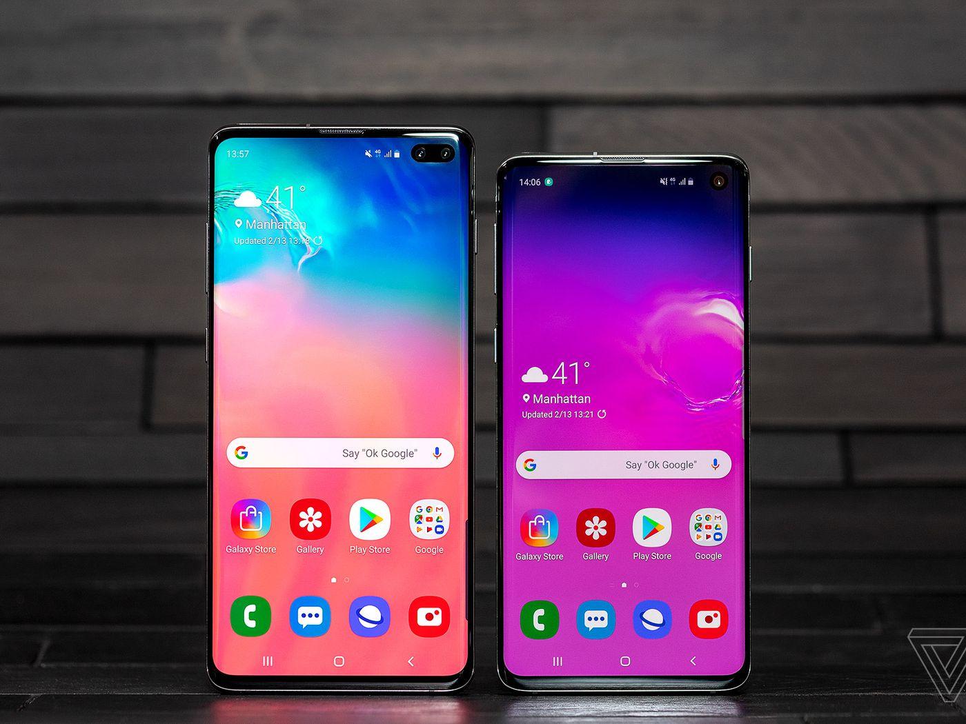 d774f7bc8fb Samsung Galaxy S10 announced  price