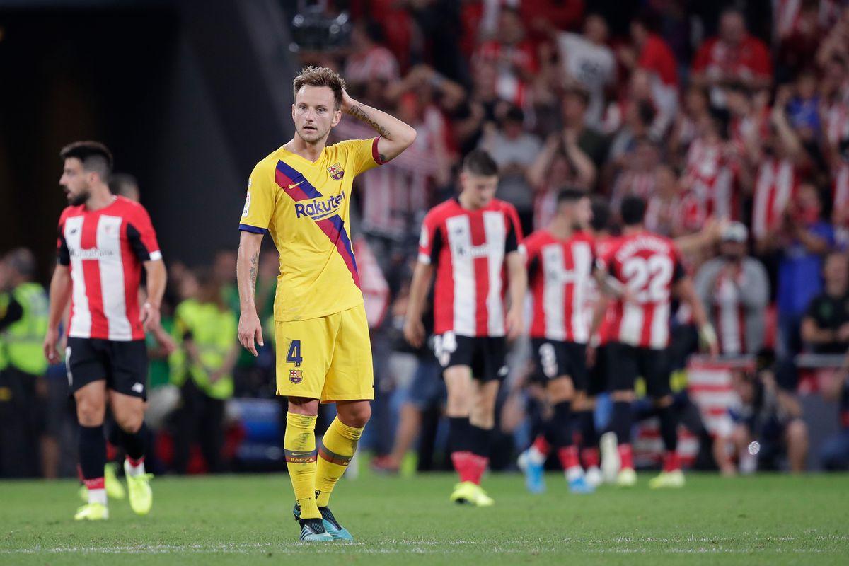 Athletic Bilbao 1-0 Barcelona, La Liga: Match Review ...
