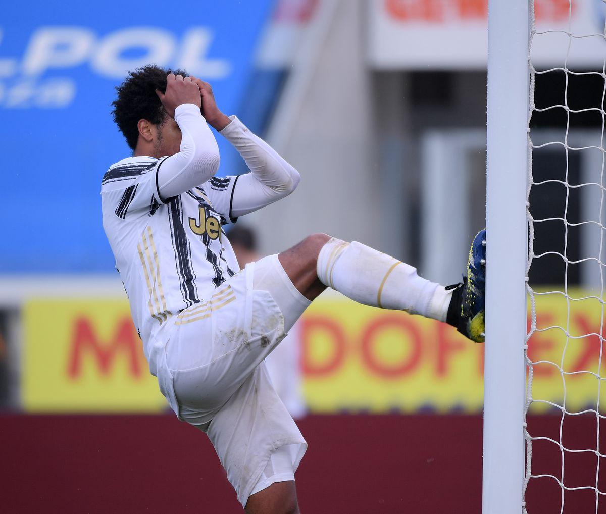 ITALY-BERGAMO-FOOTBALL-SERIE A-ATALANTA VS JUVENTUS