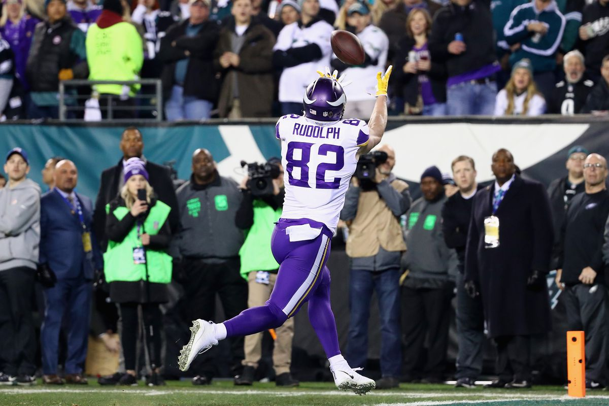 pretty nice d1406 2818e Three more Vikings named to Pro Bowl; Everson Griffen ...