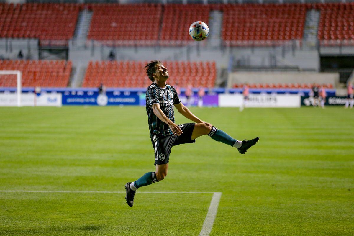 MLS: LA Galaxy at Vancouver Whitecaps FC