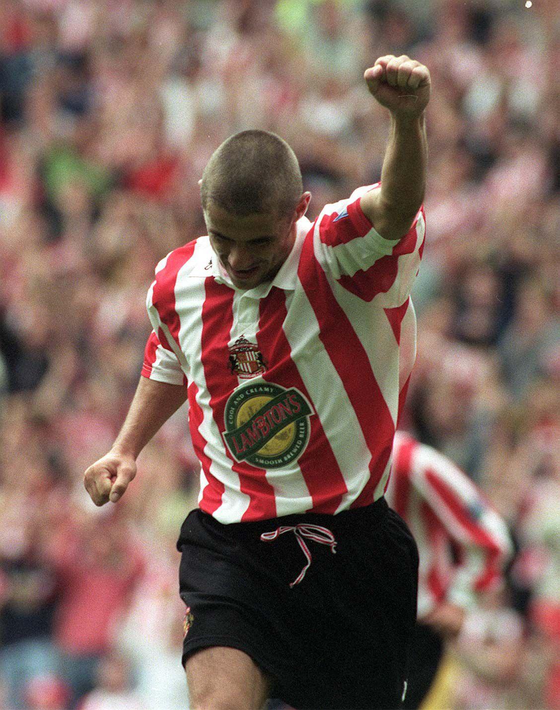 Sunderland QPR Phillips celeb