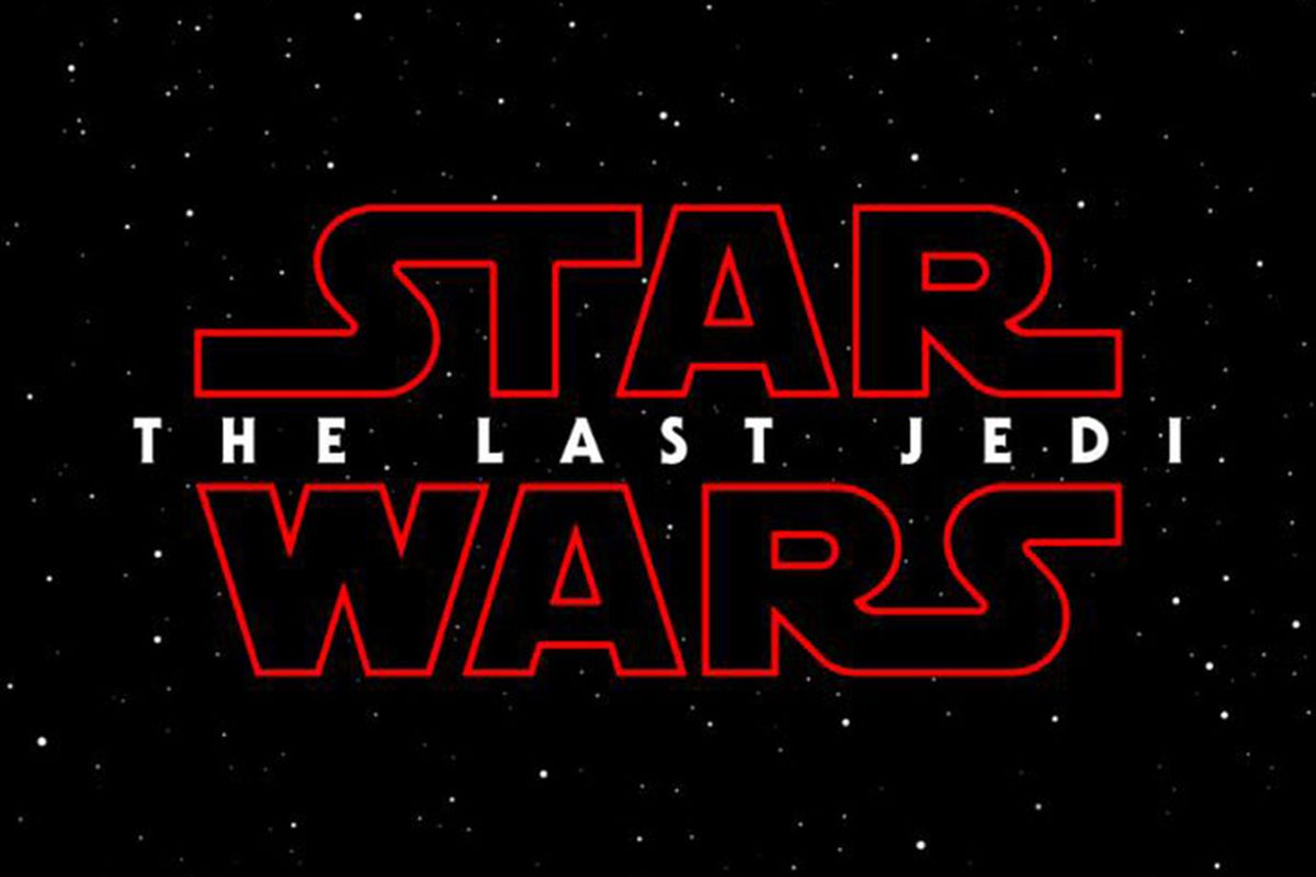Star Wars Episode VIII: The Last Jedi logo 720