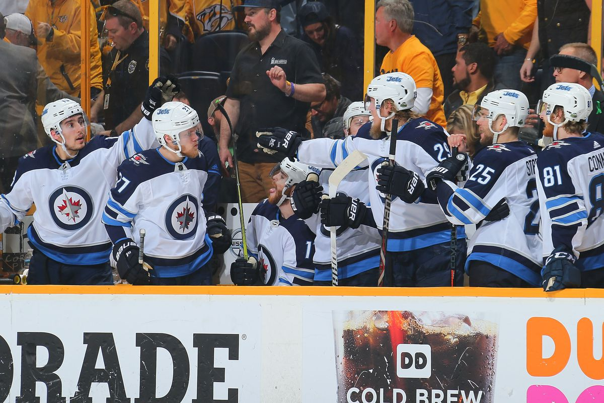 Winnipeg Jets v Nashville Predators - Game One