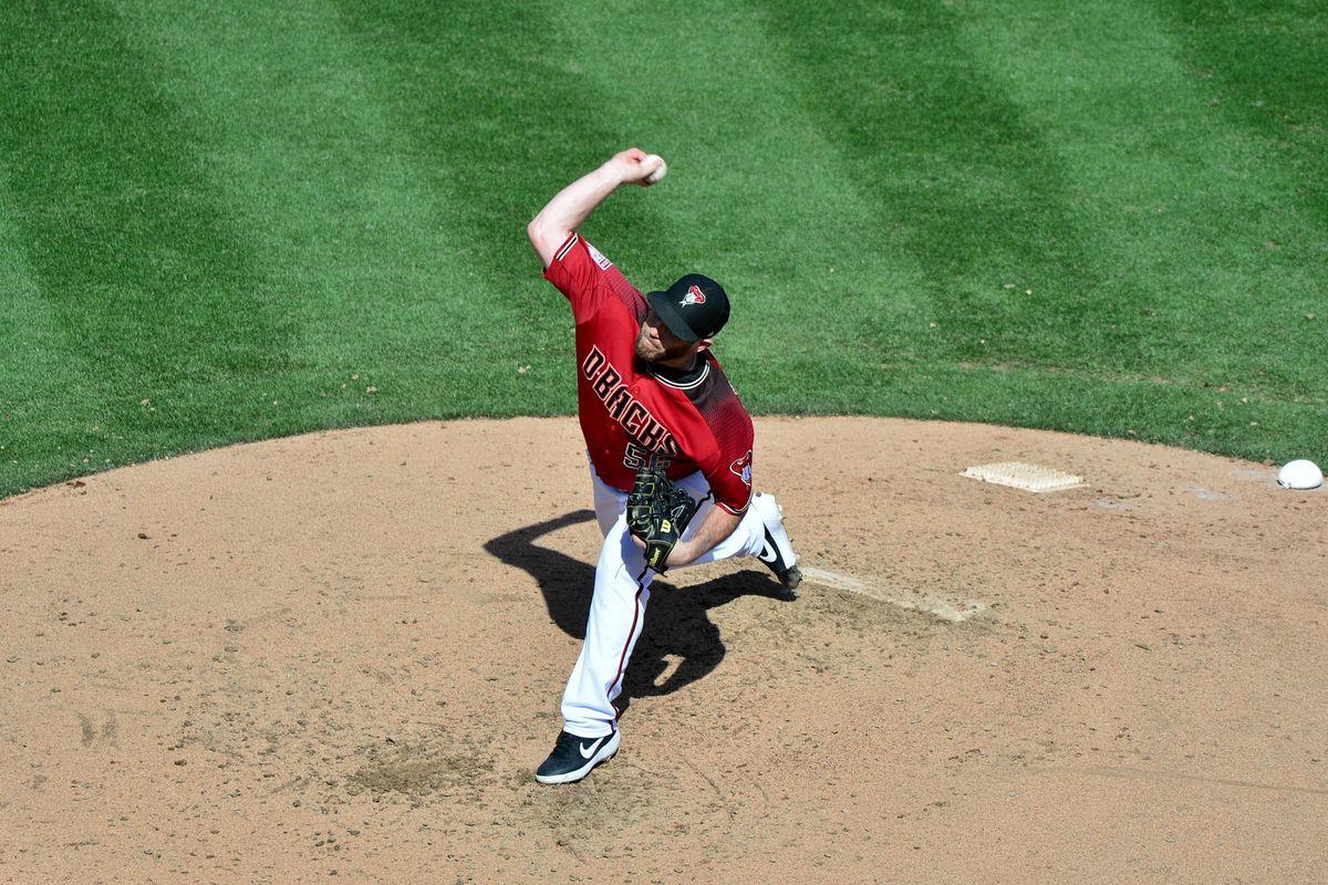 MLB: Spring Training-Chicago Cubs at Arizona Diamondbacks