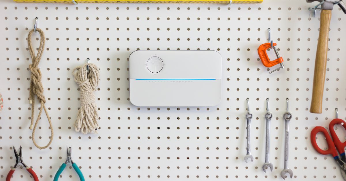 This internet-connected sprinkler system now has faster Wi-Fi