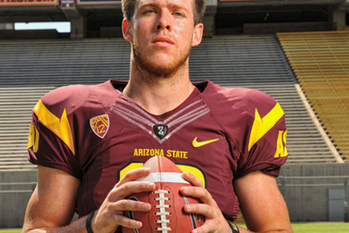Taylor Kelly, a guest on this week's show (Photo: ASU)