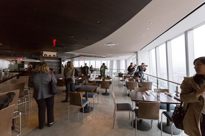 Even On A Cloudy Day But The Food And Overall Experience They Don T Really Compare To Windows World Atop Old North Tower