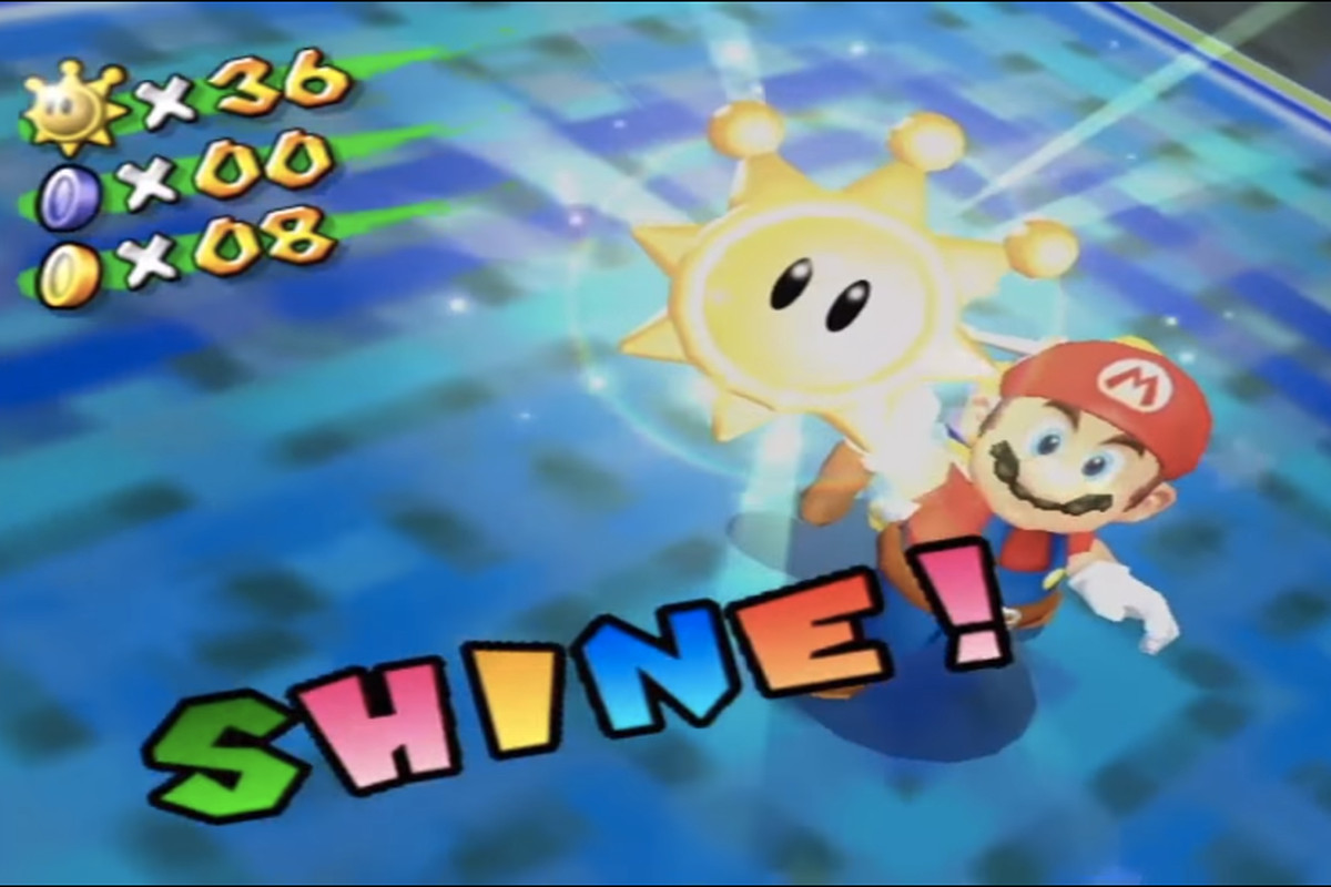 This Super Mario Sunshine Speedrun Is 90 Minutes Of Anxiety Polygon