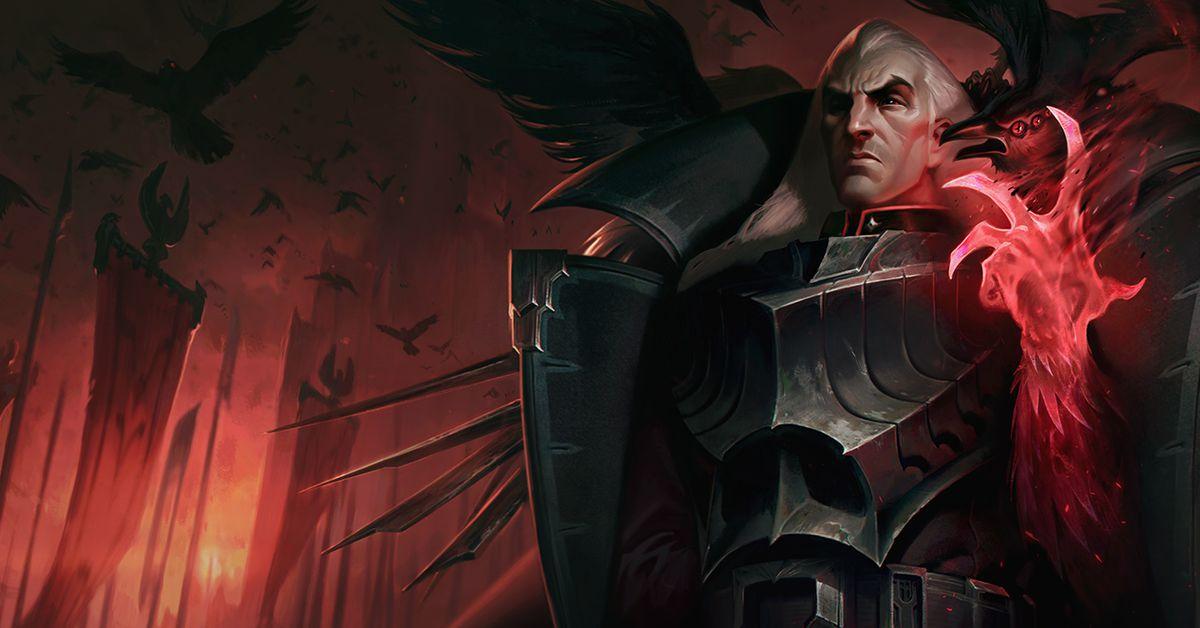 Swain Abilities Ravenous Flock