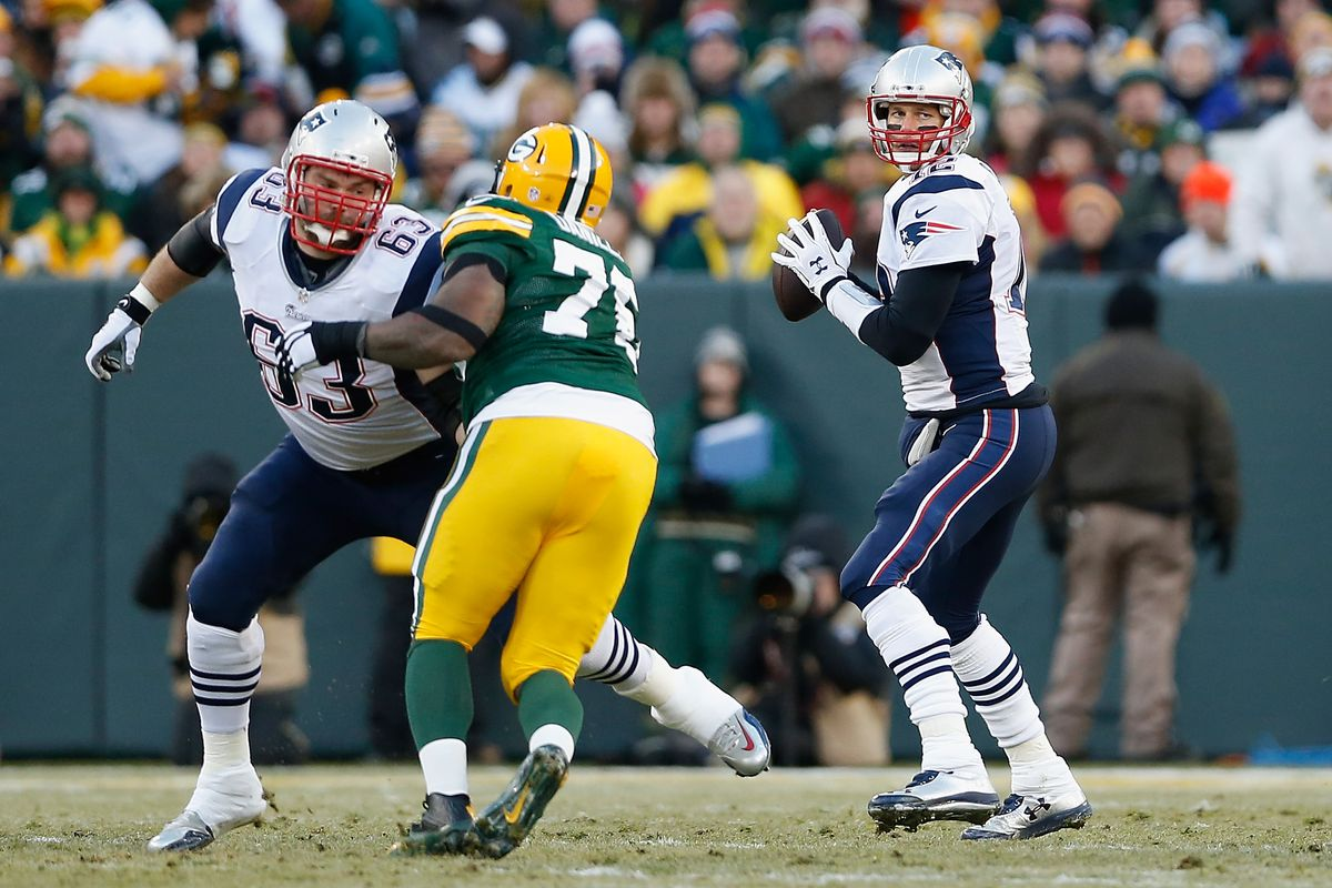 Packers-Patriots DVOA Preview: These teams are closer than their records suggest