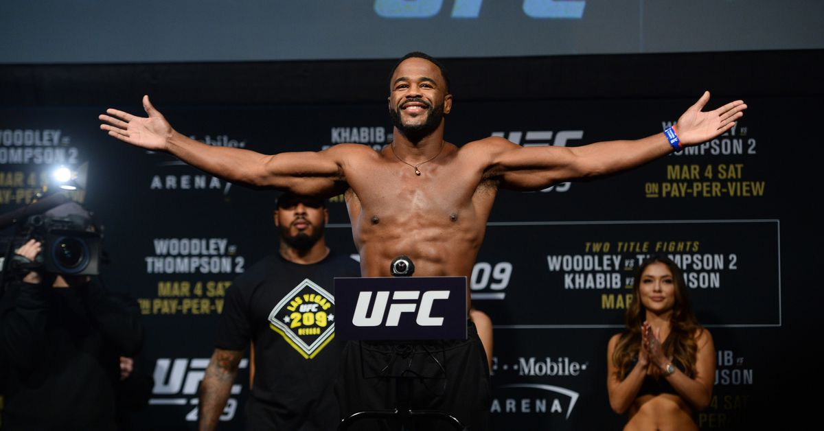 Rashad Evans meets Anthony Smith at UFC 225
