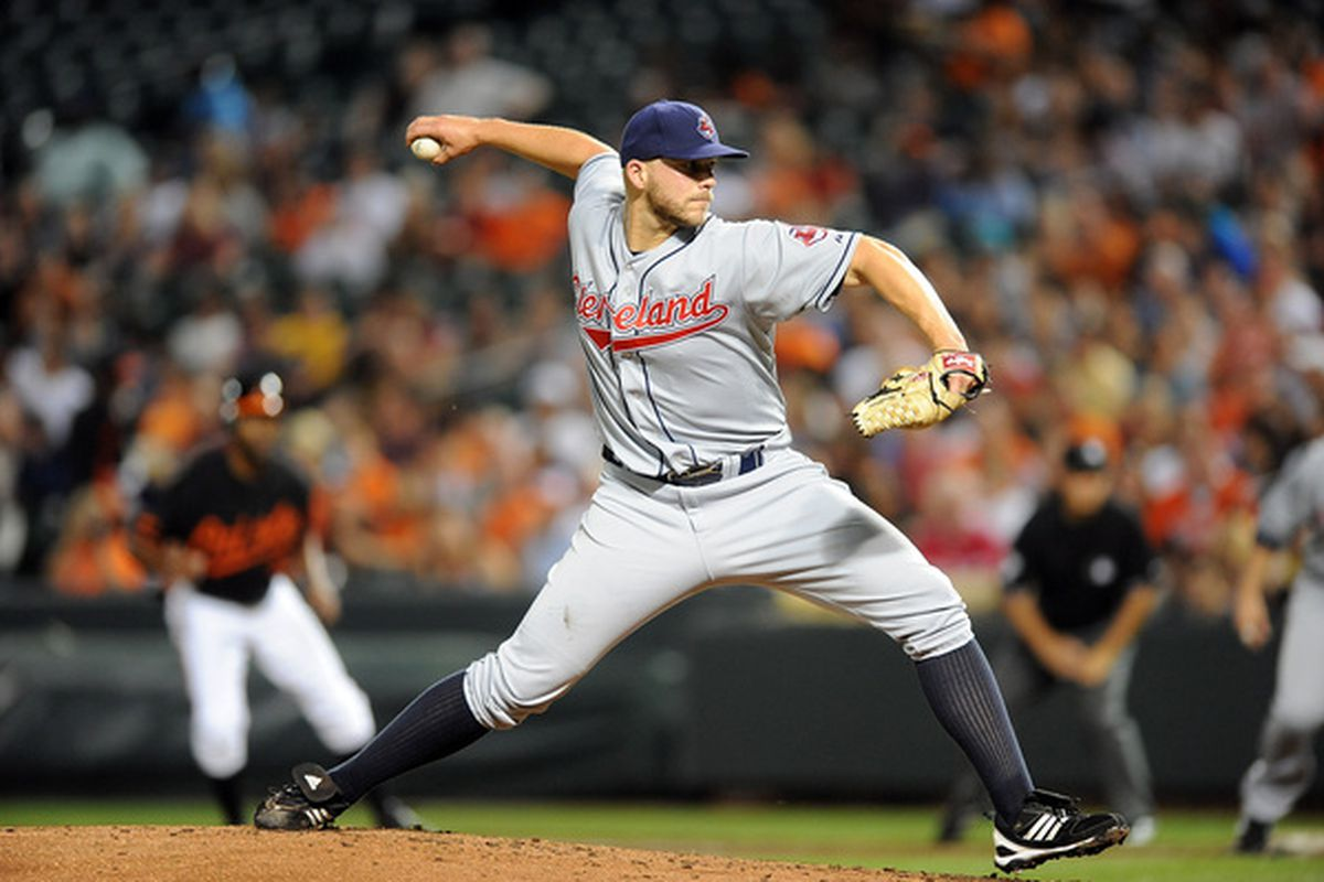Justin Masterson's 2013 looks a whole lot better than his 2012 and an increase in strikeout rate is a big reason why.