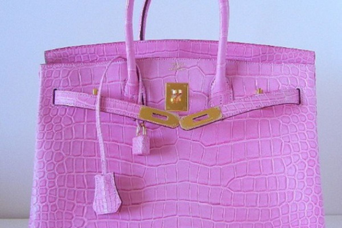 Luxury Re Site Portero Is Ing A Used Birkin For 125 000
