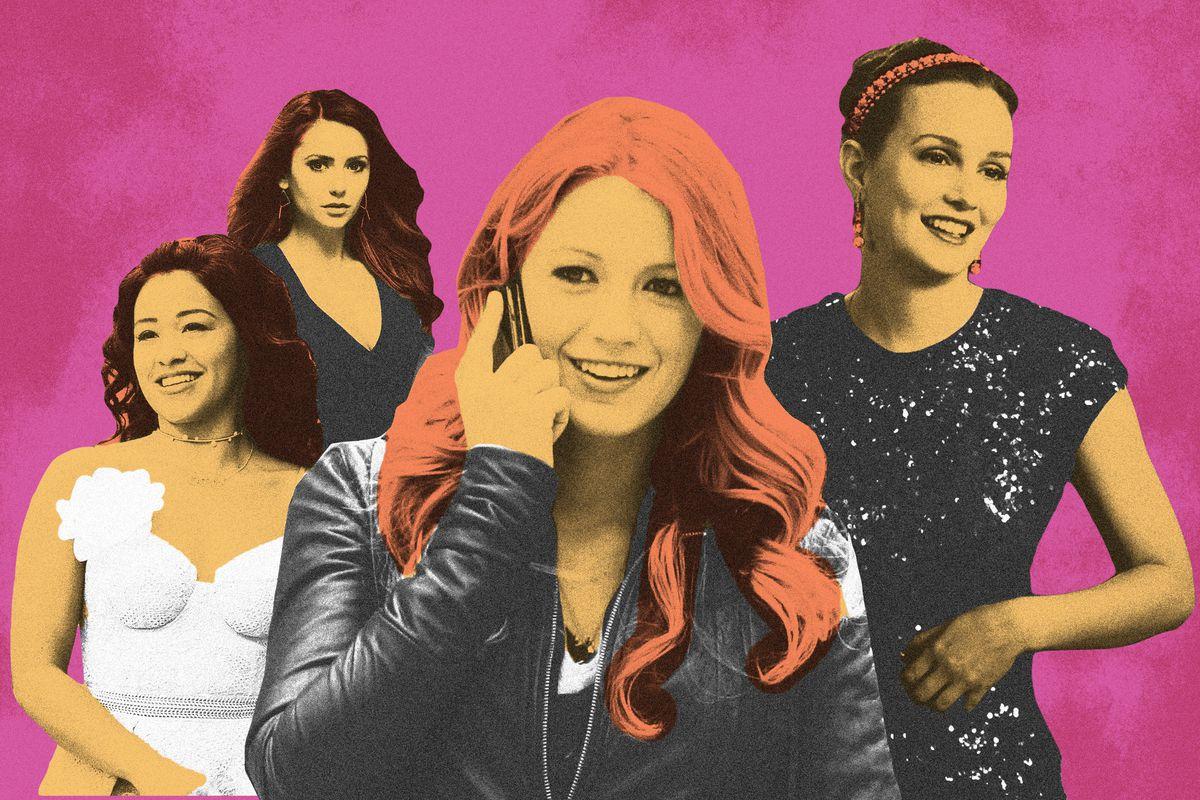 'Gossip Girl' characters