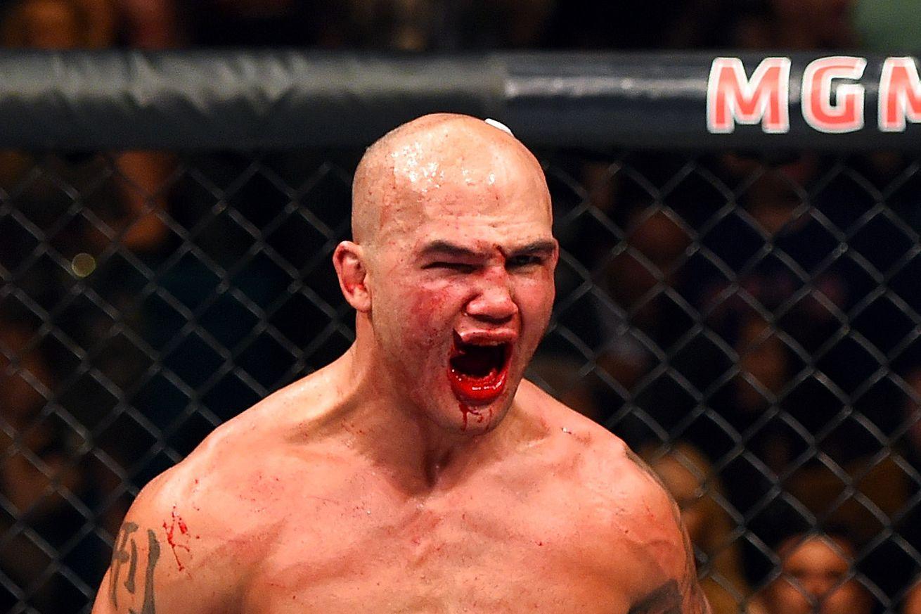 UFC 189: Lawler v MacDonald