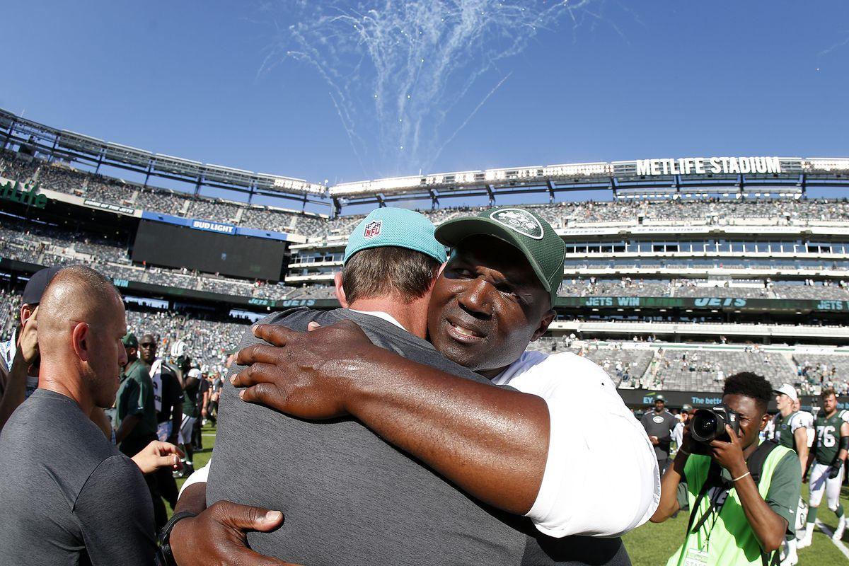 "Phinsider Radio: New York Jets head coach Adam Gase Goes ""Full Darth Vader"""