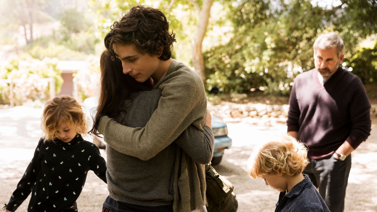 Beautiful Boy captures the pain of dealing with a child's addiction, balancing support with tough love.