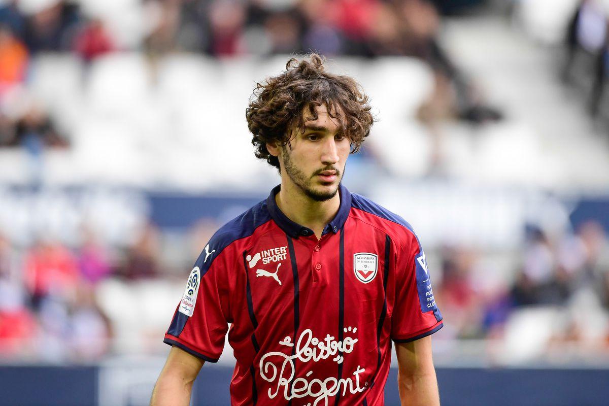 Girondins Bordeaux v RC Strasbourg - Ligue 1
